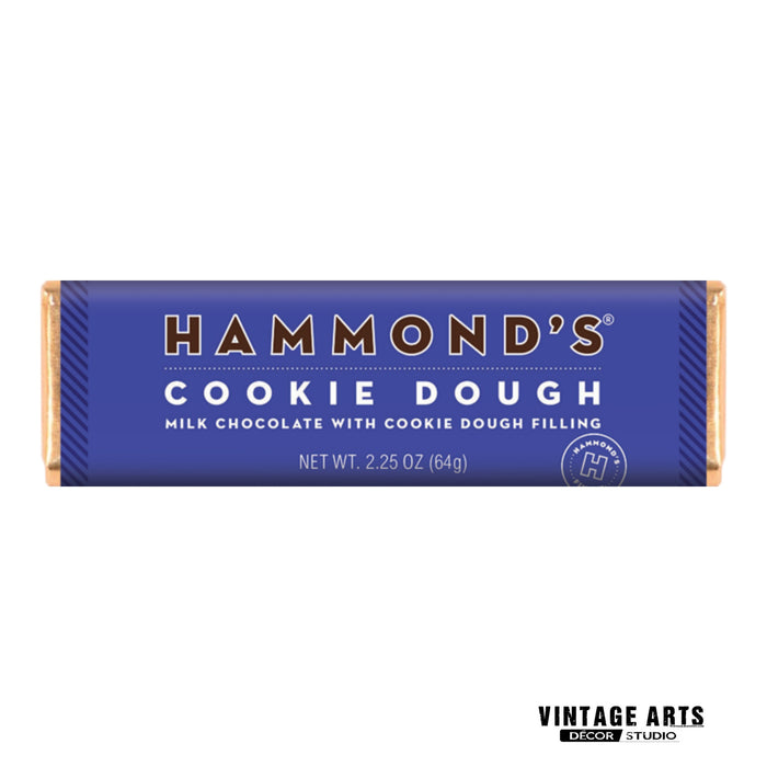 Hammond's Chocolate Bar - Cookie Dough Milk Chocolate