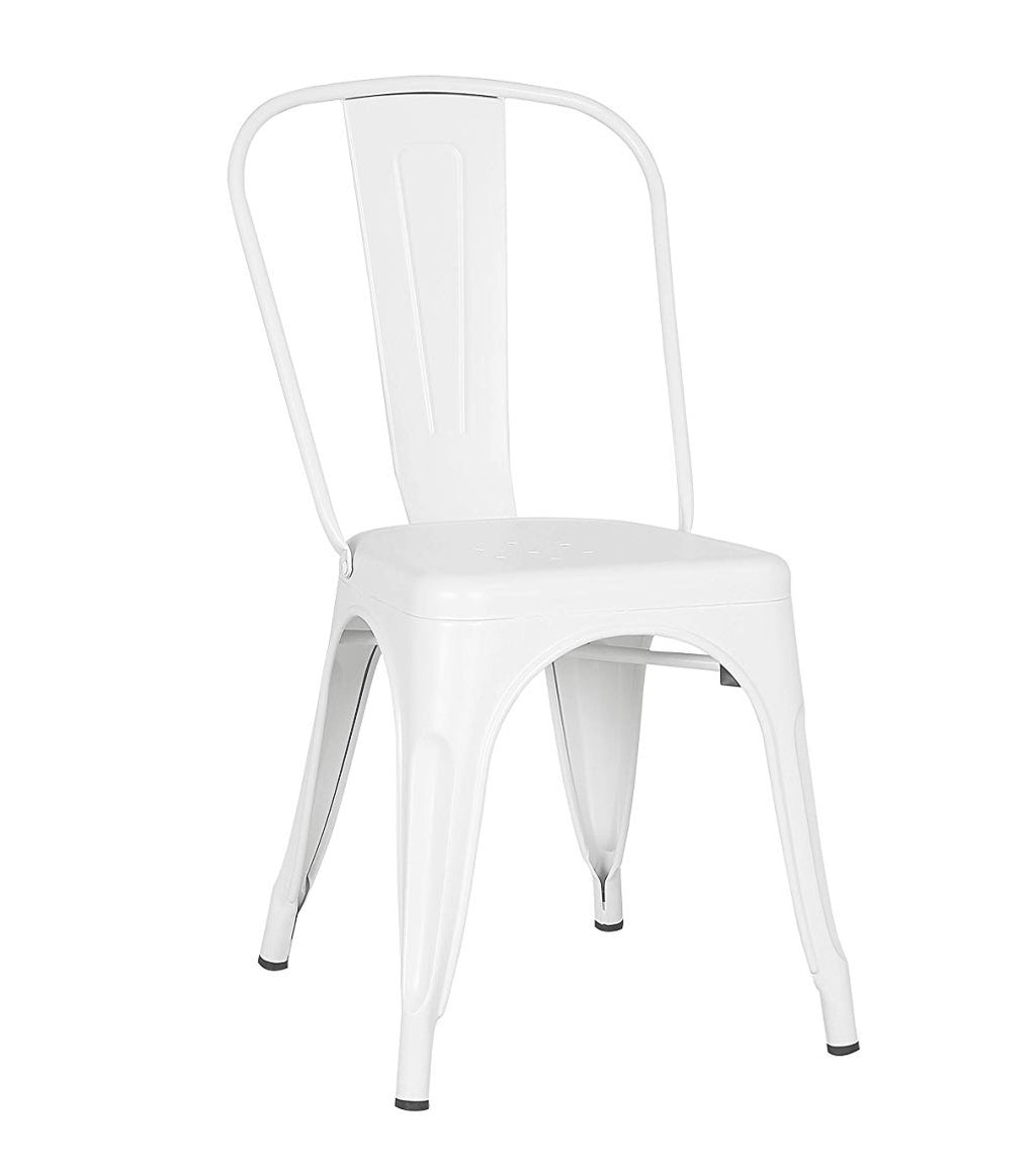 Cafe chair - White