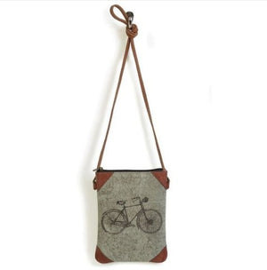 Cruiser Crossbody Bag by Mona B