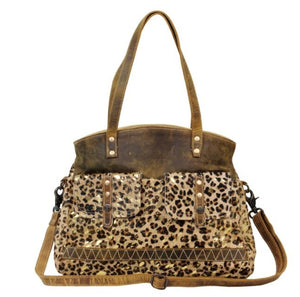 Wild in Woods Bag by Myra Bag