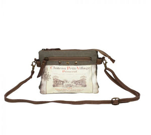 Pomerol 1964 small & cross body bag by Myra Bag