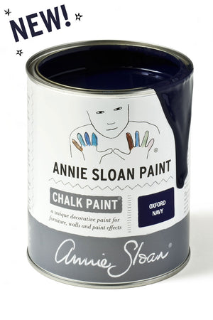 Oxford Navy Chalk Paint® by Annie Sloan