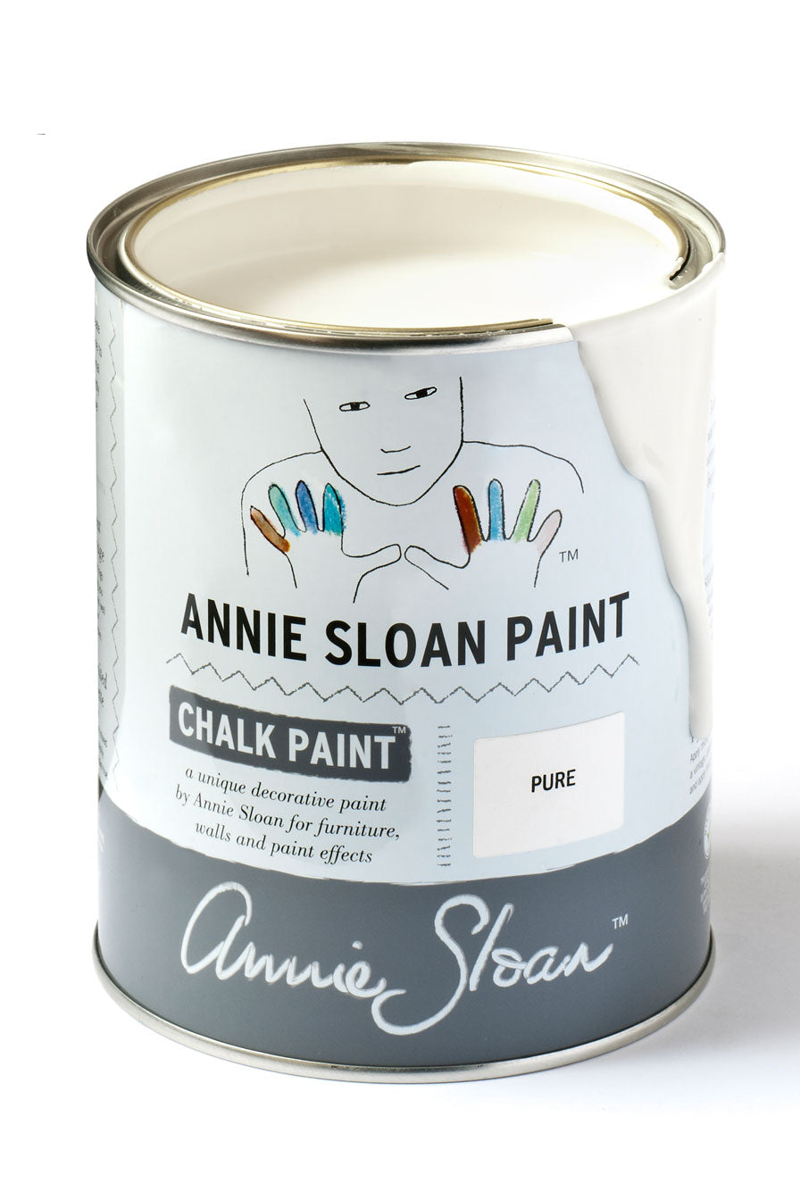 Pure White Chalk Paint® by Annie Sloan
