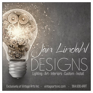 Make and Take Industrial Lamp Workshop with Jan Lindahl