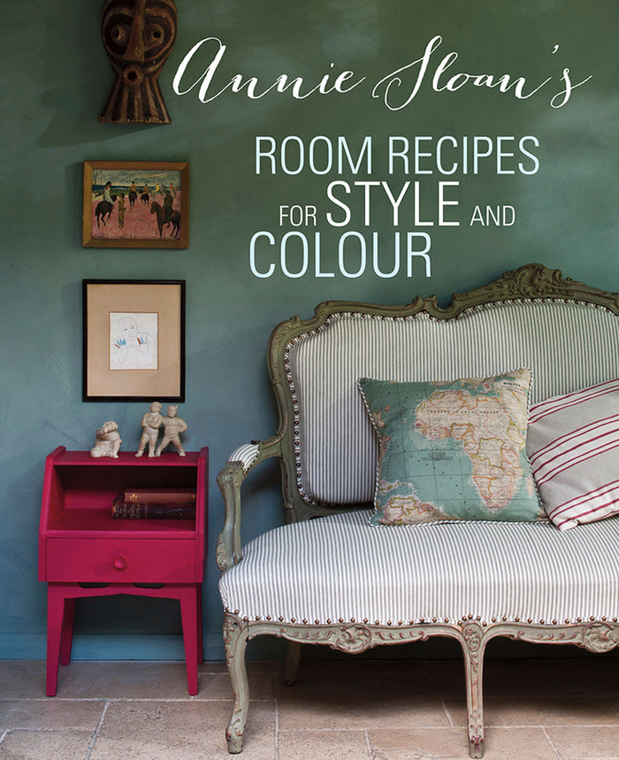 Annie Sloan's Room Recipes for Style and Colour - Book