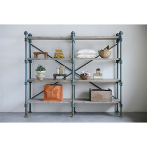 Vintage Reproduction 4-tier Shelf
