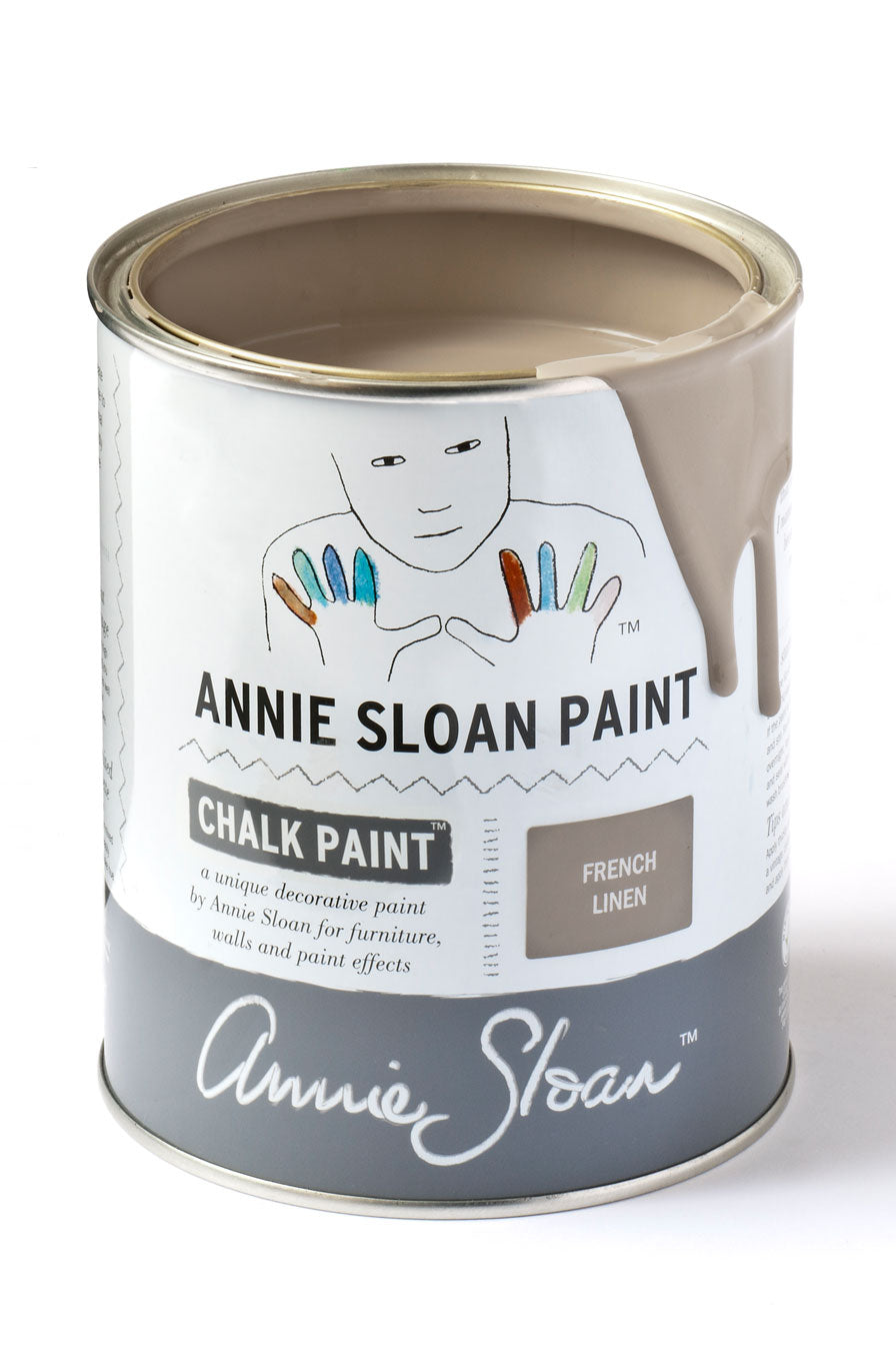 French Linen Chalk Paint® by Annie Sloan