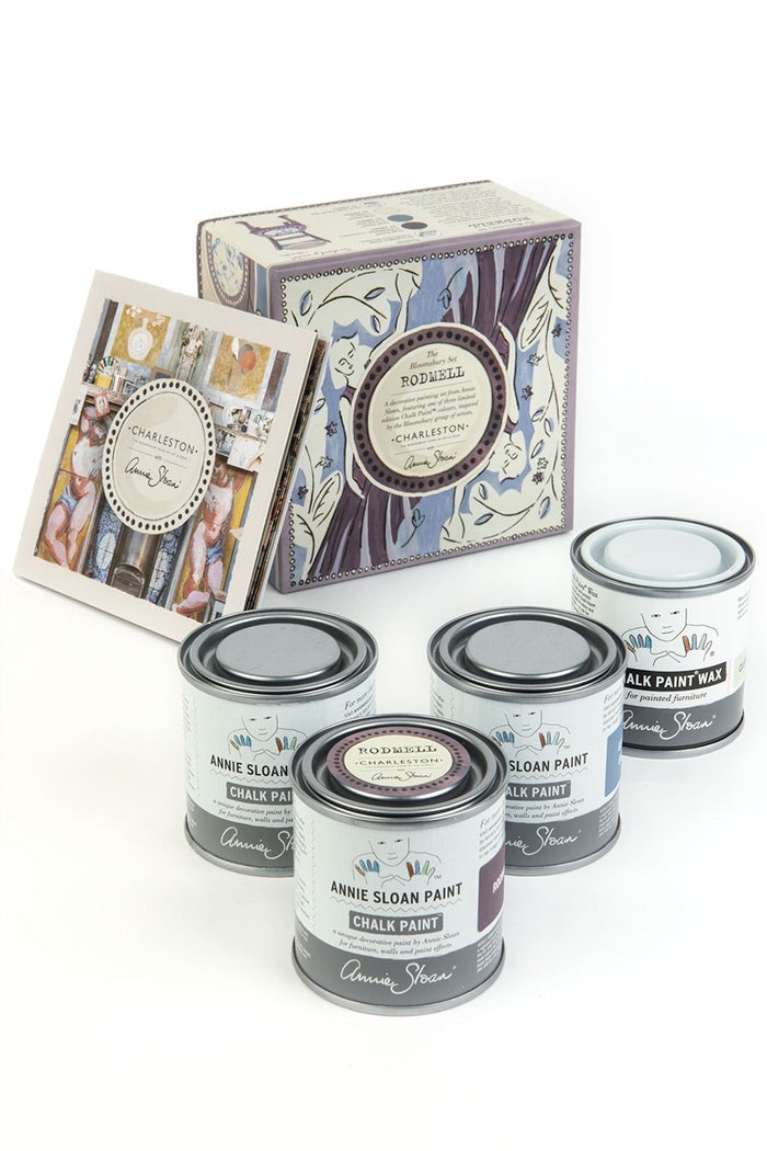 RODMELL Decorative Chalk Paint Set by Annie Sloan