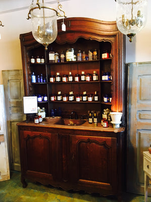 Antique French Chateau Bar