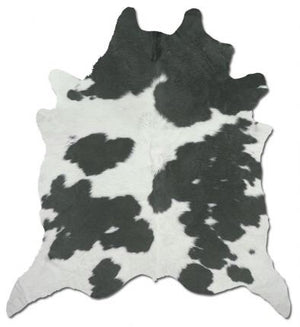 Cowhide - Black and White