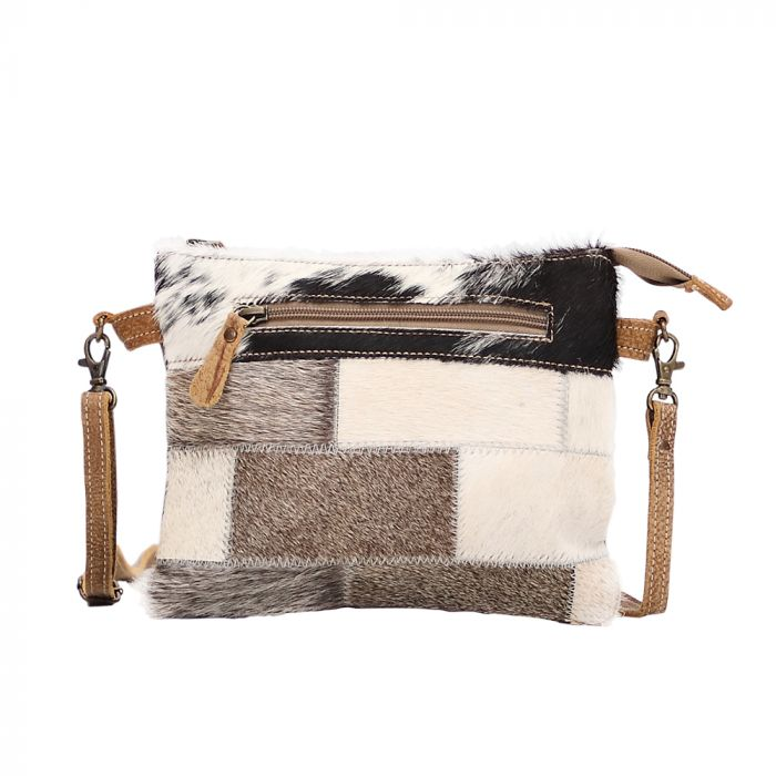 Mosaic Cross Body Bag by Myra Bag