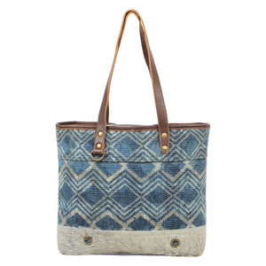 Neville Tote Bag by Myra Bag