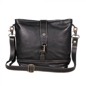 Black Executive Bag by Myra Bag