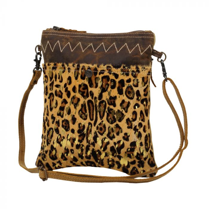 Spirit Animal Crossbody bag by Myra Bag