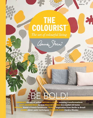 The Colourist Issue #2: The art of colourful living - by Annie Sloan