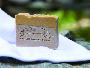 Coconut Mango Goat Milk Soap:Honey Sweetie Acres