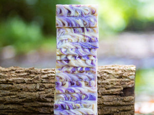 Essential Oil Goat Milk Soap Log