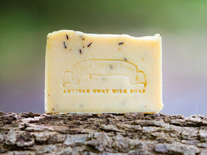 Mechanic's Pine Goat Milk Soap