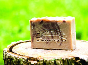 Sandalwood Goat Milk Soap:Honey Sweetie Acres