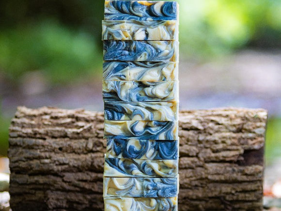 Fragrance Oil Goat Milk Soap Log