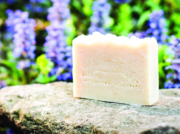 Tea Tree Oil Goat Milk Soap