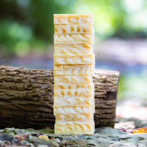 Unscented Goat Milk Soap Log