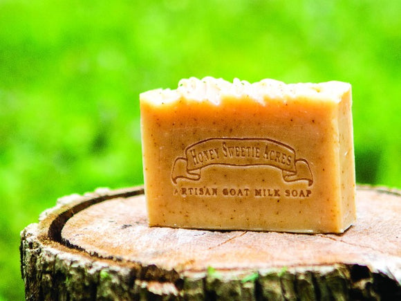 Clove and Nutmeg Goat Milk Soap