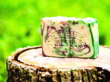 Cedarwood Goat Milk Soap:Honey Sweetie Acres