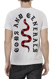 No Snakes Tee