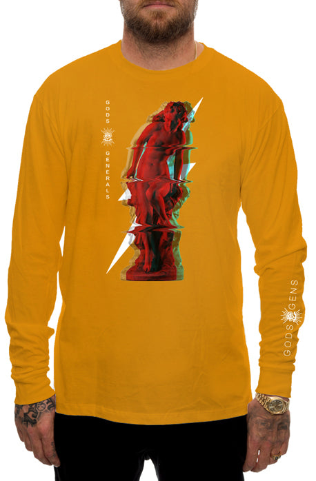Red Goddess Longsleeve