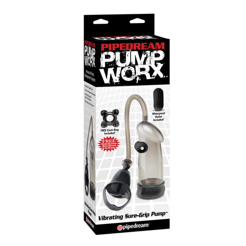 Bomba de Vacío Pump Worx Vibrating Sure-Grip Pump