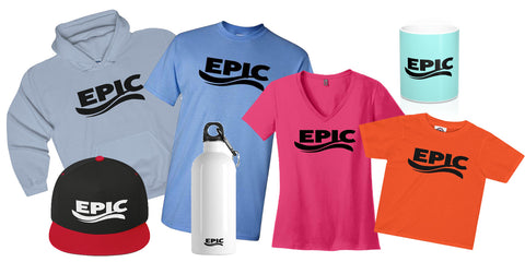 EPIC Brand Merchandise and Gifts