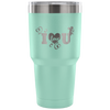 Valentine's Day Custom Lasered 30 oz Mug (4) - EPIC COOLERS