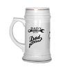 FATHER'S DAY BEER STEIN MUG - Design#1 - EPIC COOLERS