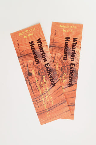Gift Admission Tickets