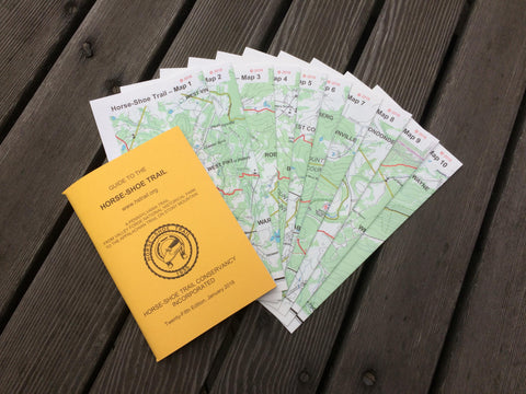Horseshoe Trail Guide and Maps