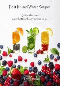 Water Infusion Bottle Recipes