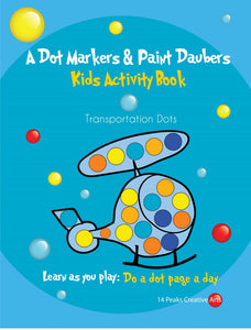 Dot Marker Transportation Dots