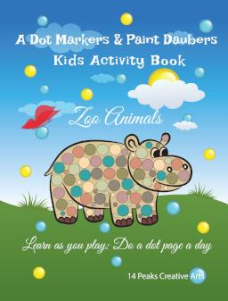 Zoo Animal Dots