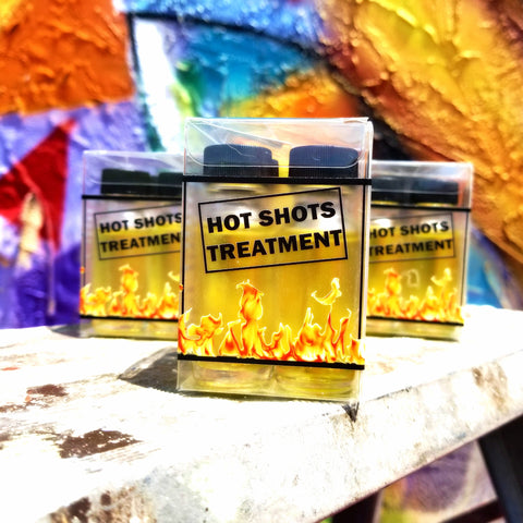 Hot Shots Treatment