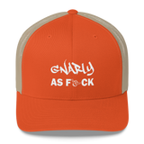 """ Gnarly AF"" Classic Trucker Hat"