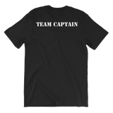 Competitive Beard Team Captain Tee