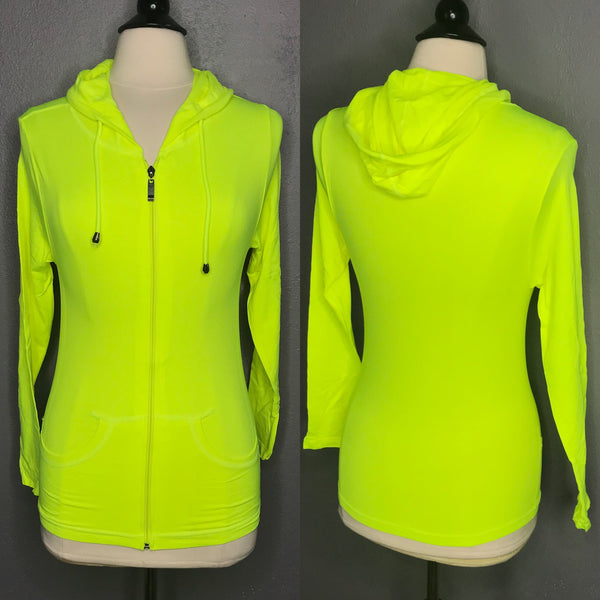 Zip Me Up Sporty Jacket