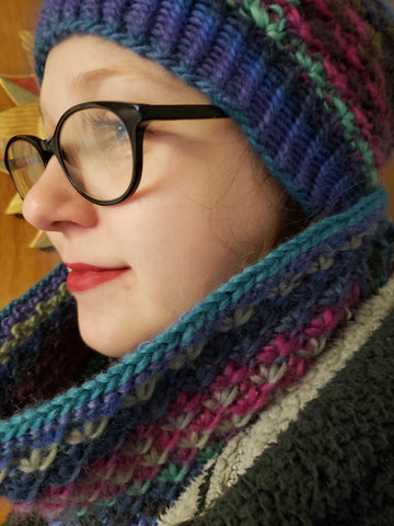 Shasta Cowl and Hat Kit