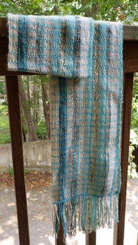 Weaving with Combo Fibers, Saturday, 9/27, 9:30 - 11AM
