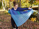 Petrichor Shawl Kit