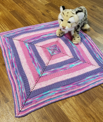 Another Friggin Baby Blanket Kit - Quick Get Away