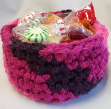 Candy Basket Kit - Crochet - NOW 20% OFF