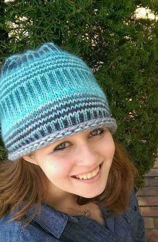Beginner Stranded Knitting Class (Sunday, 10/15, 10/22, 9:30 - 11am)