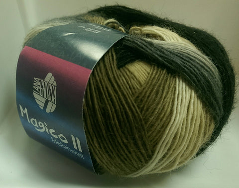 Lana Grossa Magico Sock Yarn